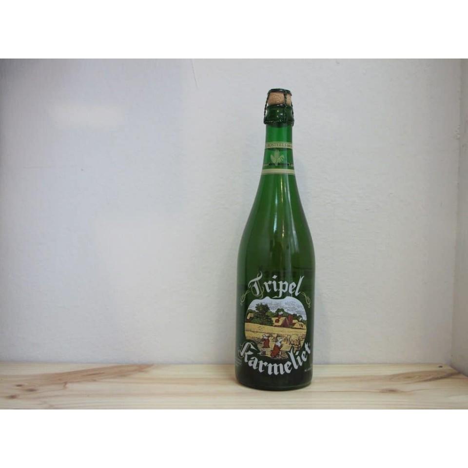 Botella de Cerveza Tripel Karmeliet 75cl