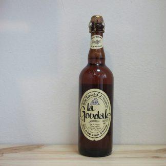 Botella de Cerveza La Goudale 75cl