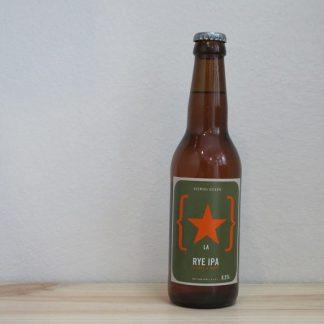 Cerveza Lervig Brewers Reserve Rye IPA
