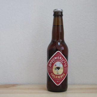 Botella de Cervezas Brouwerij 't IJ Columbus Bio