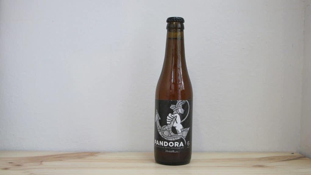 Botella de Cerveza Maximus Pandora