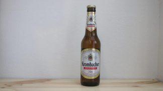 Botella de Cerveza Krombacher sin alcohol