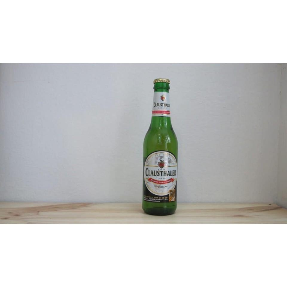 Botella de Cerveza Clausthaler Classic Sin alcohol