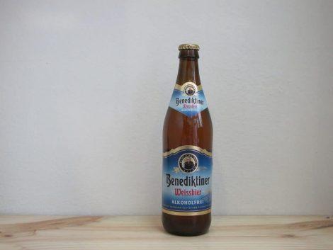 Benediktiner Weissbier Alkoholfrei