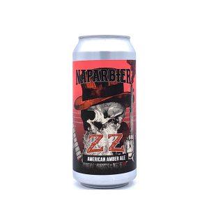 Cerveza Naparbier ZZ Amber Ale