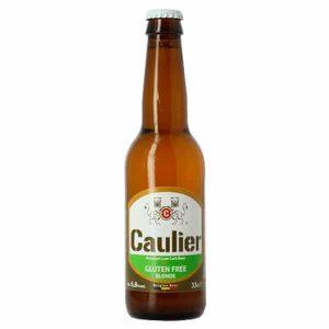 Cerveza Caulier Gluten Free Blonde