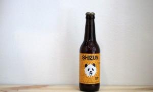 Cerveza Shizun de Panda Beer