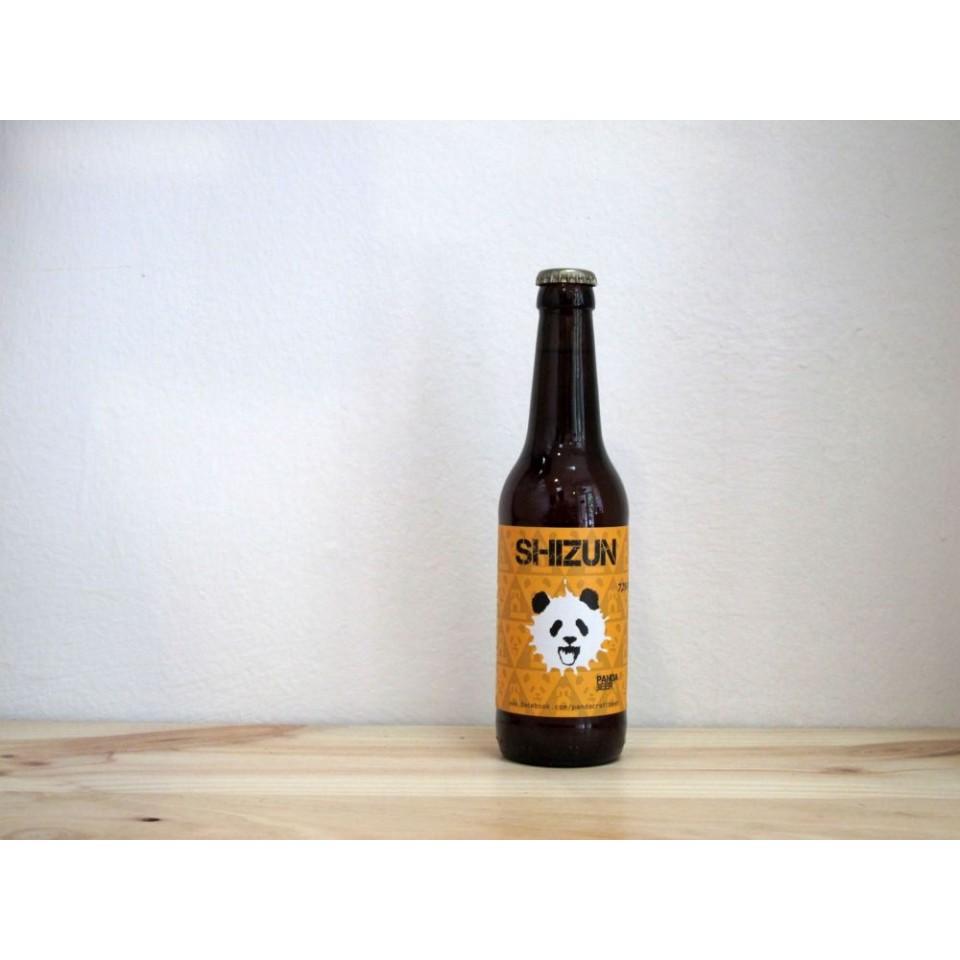 Botella de Cerveza Shizun de Panda Beer