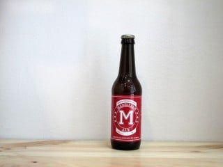 Botella de Cerveza Madrilian Ale