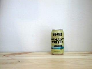 Botella de Cerveza Eviltwin Nomader Weisse Lata