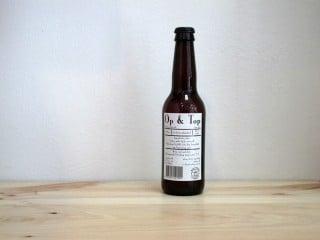 Botella de Cerveza De Molen Op & Top