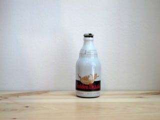 Botella de Cerveza Gulden Draak