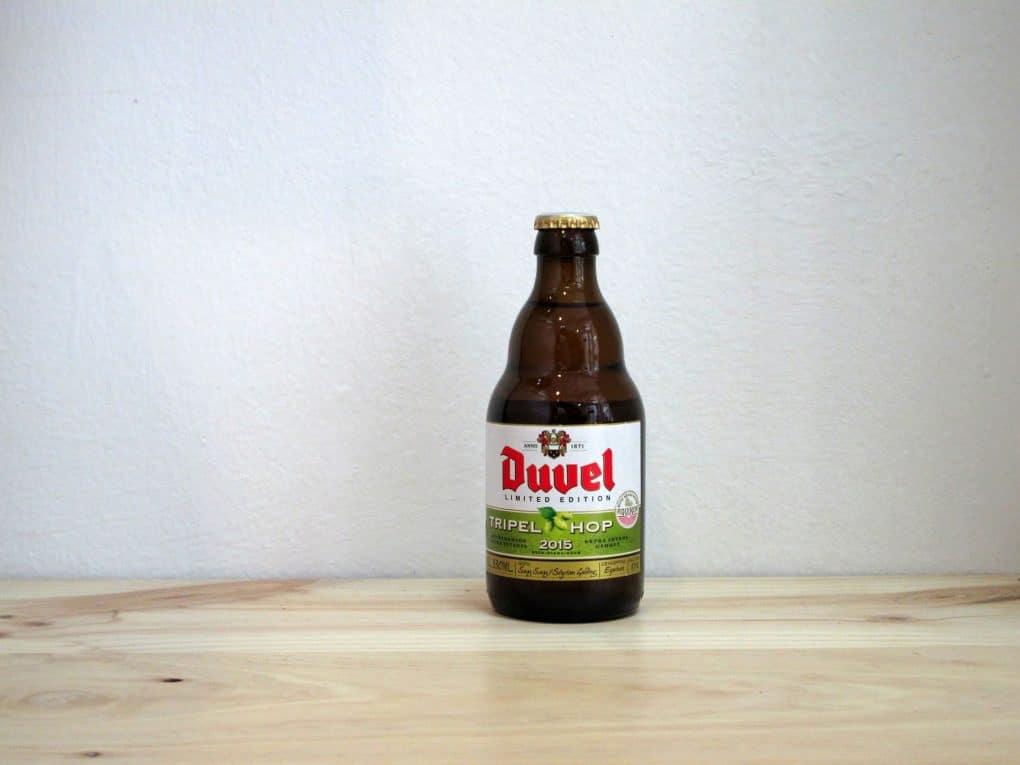Botella de Cerveza Duvel Tripel Hop