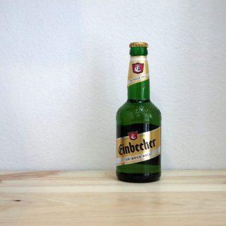 Botella Cerveza Einbecker Ur-Bock Hell