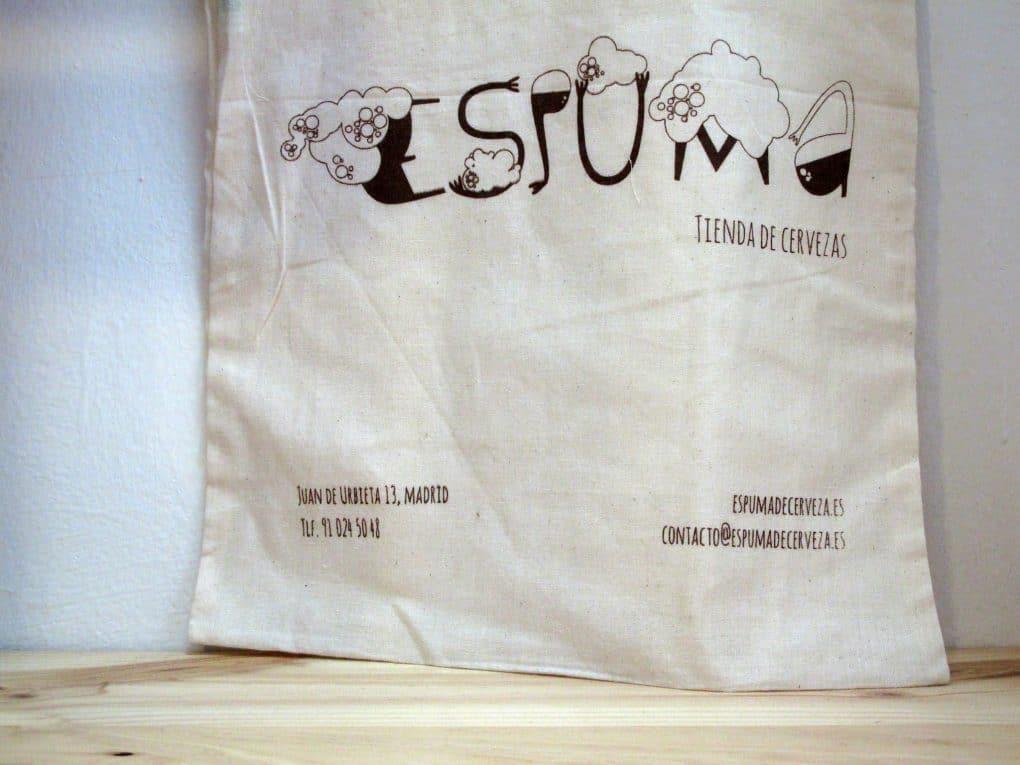 Bolsa de algodón ecológico