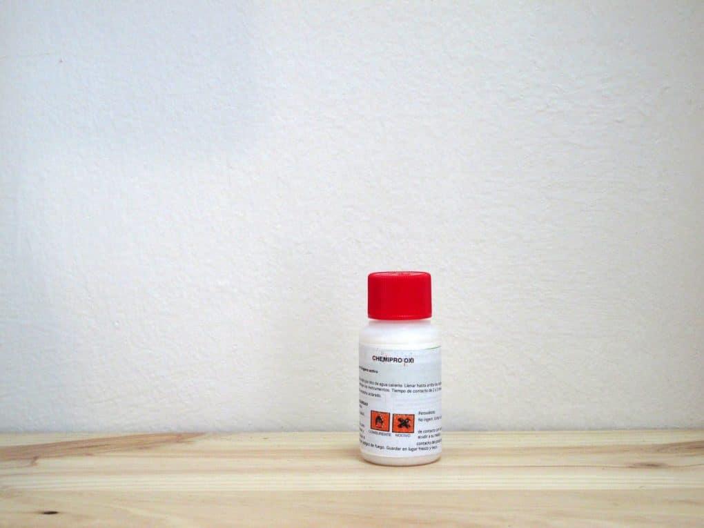 Bote de Limpiador en polvo Chemipro Oxi 100g