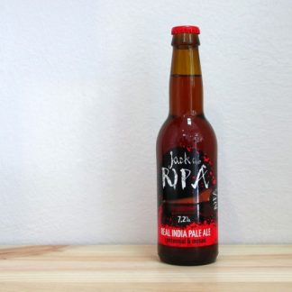 Botella de Cerveza Guineu Jack the RIPA