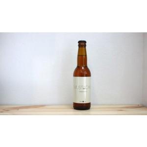 Botella de Cerveza Mustache Blanca de Trigo