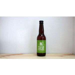 Botella de Cerveza Kees Pale Ale Citra
