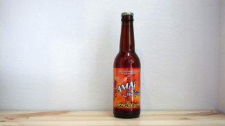 Botella de Cerveza Amai Apache IPA
