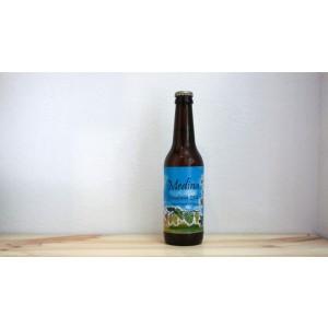 Botella de Cerveza Medina Vendimia 2014