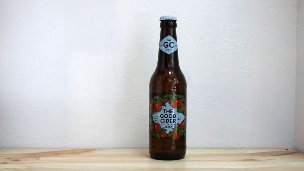 Sidra The Good Cider Manzana 33 cl