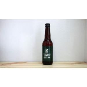 Botella de Cerveza Kees Double Rye IPA