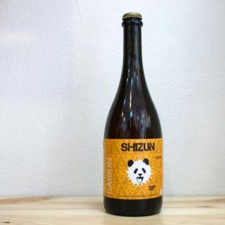 Botella de Cerveza Panda Beer Shizun 75 cl