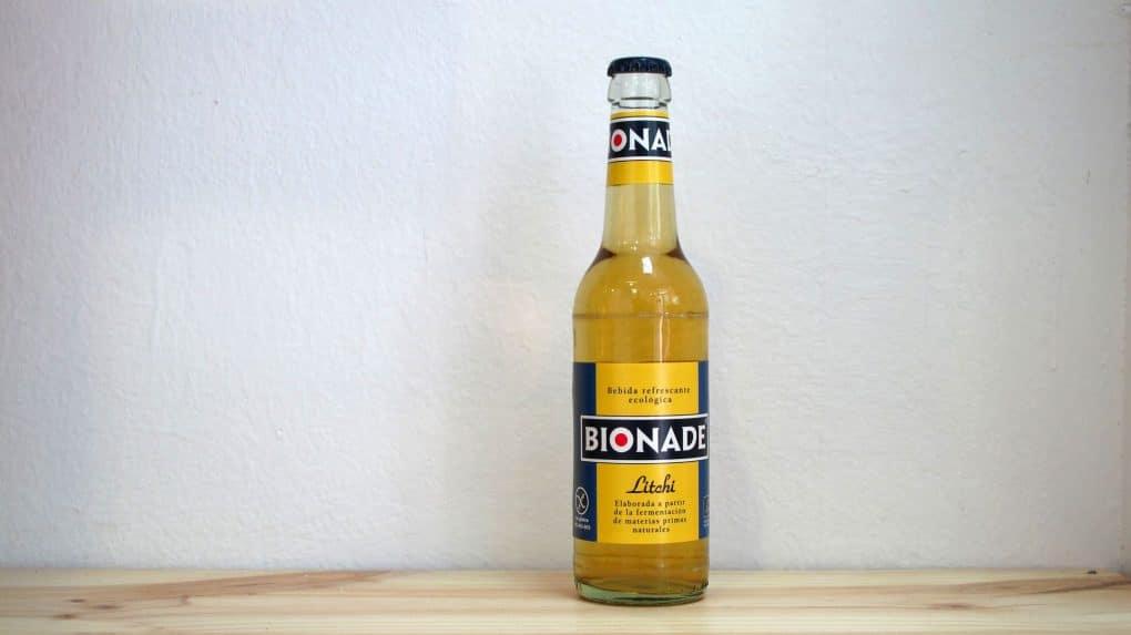 Botella de Refresco ecológico Bionade Litchi