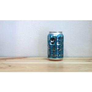 Lata de Cerveza BrewDog Punk IPA 33 cl