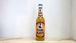 Botella de Refresco con cafeina Club Mate 33 cl