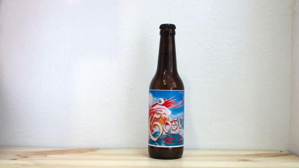 Botella de Cerveza Yria Gose