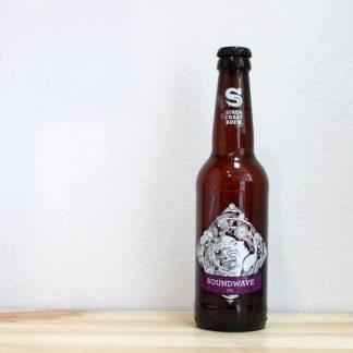 Botella de Cerveza Siren Soundwave IPA