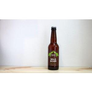 Botella de Cerveza Buxton Wild Boar
