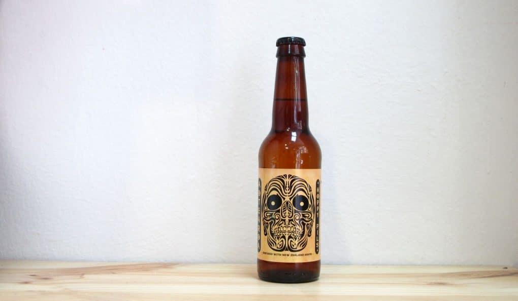 Botella de Cerveza Naparbier Aotearoa