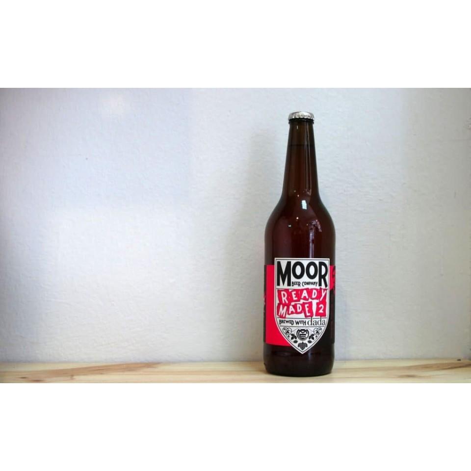 Botella de Cerveza Moor Ready Made 2