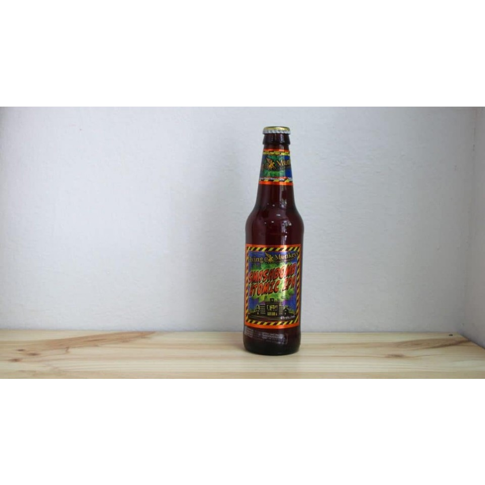 Cerveza Flying Monkeys Smashbomb Atomic IPA 33 cl
