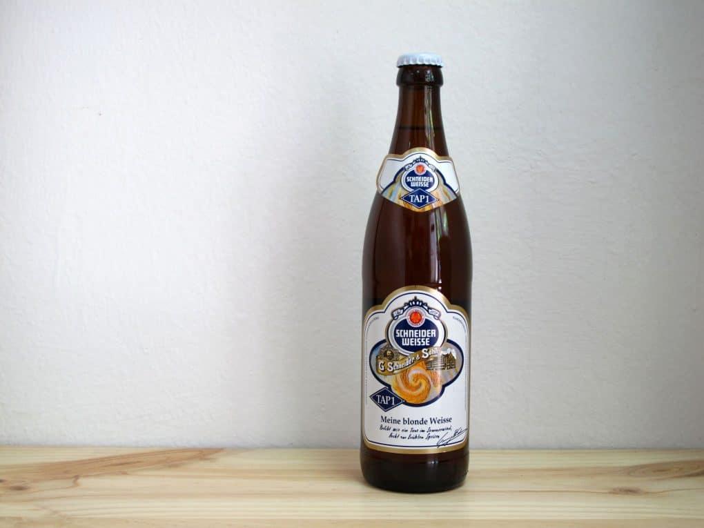 Cerveza Schneider Weisse Meine Blonde Weisse TAP1 50 cl