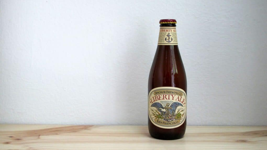 Cerveza Anchor Liberty Ale 33 cl