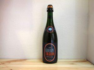 Botella de Cerveza Tilquin Oude Gueuze 75 cl