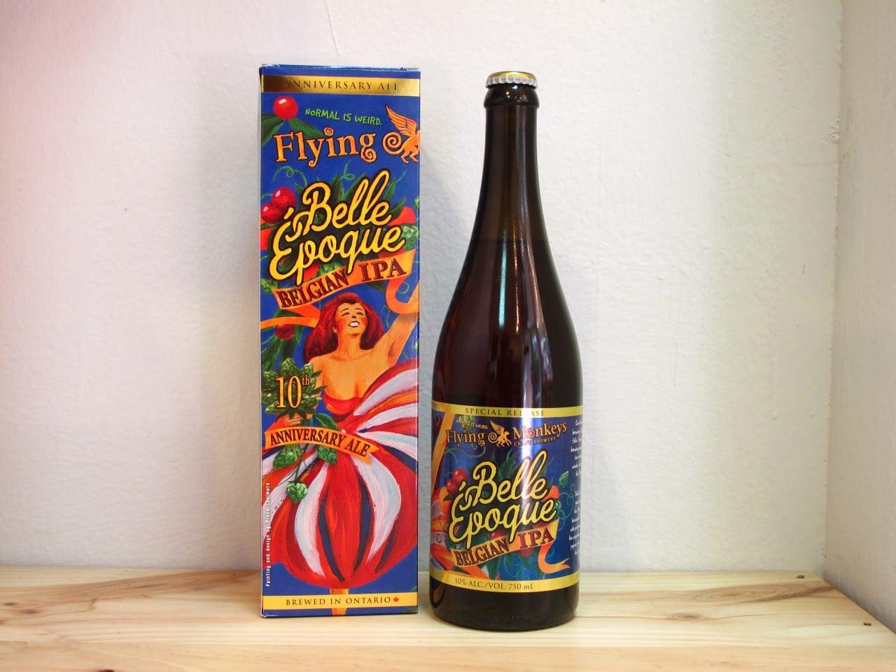 Cerveza Flying Monkeys Belle Epoque