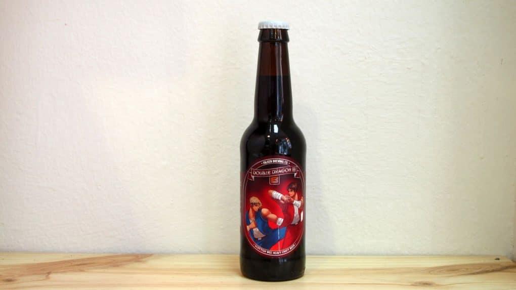 Cerveza Falken Double Dragon II