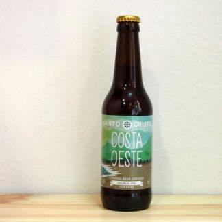 Cerveza Santo Cristo Costa Oeste