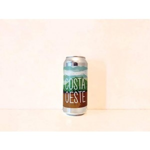 Cerveza Santocristo Costa Oeste