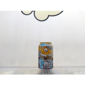 Cerveza Beavertown 8 Ball Rye IPA