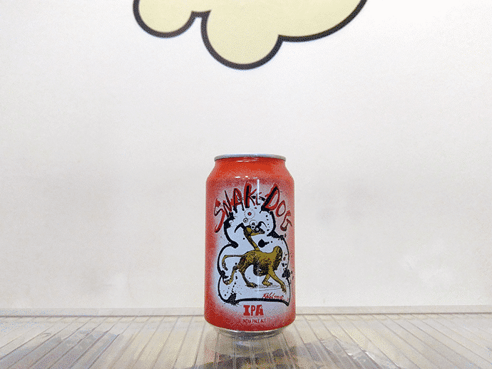 Cerveza Flying Dog Snake Dog IPA