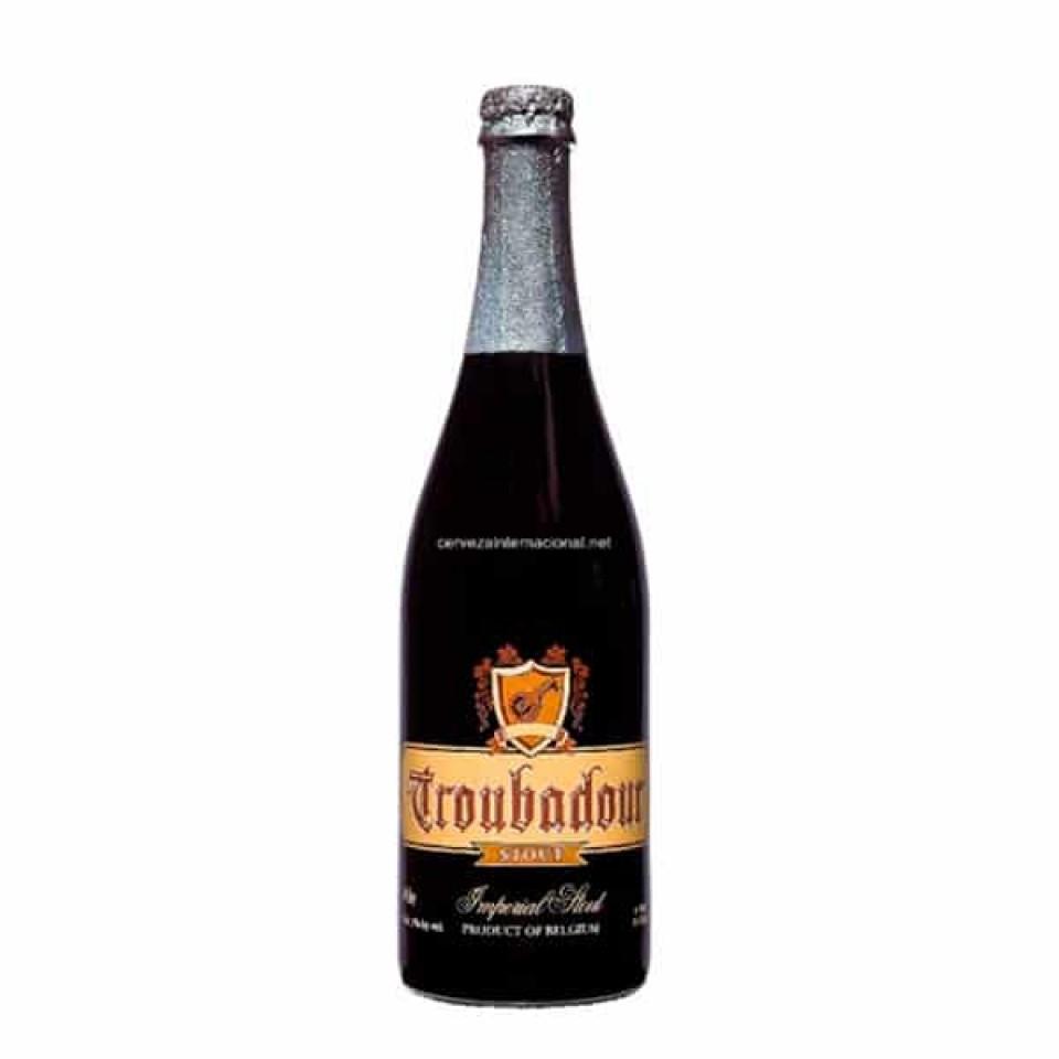 Cerveza Troubadour Imperial Stout-75-cl