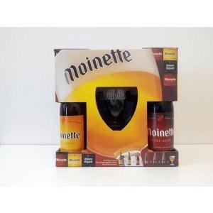 Pack de cervezas Dupont Moinette