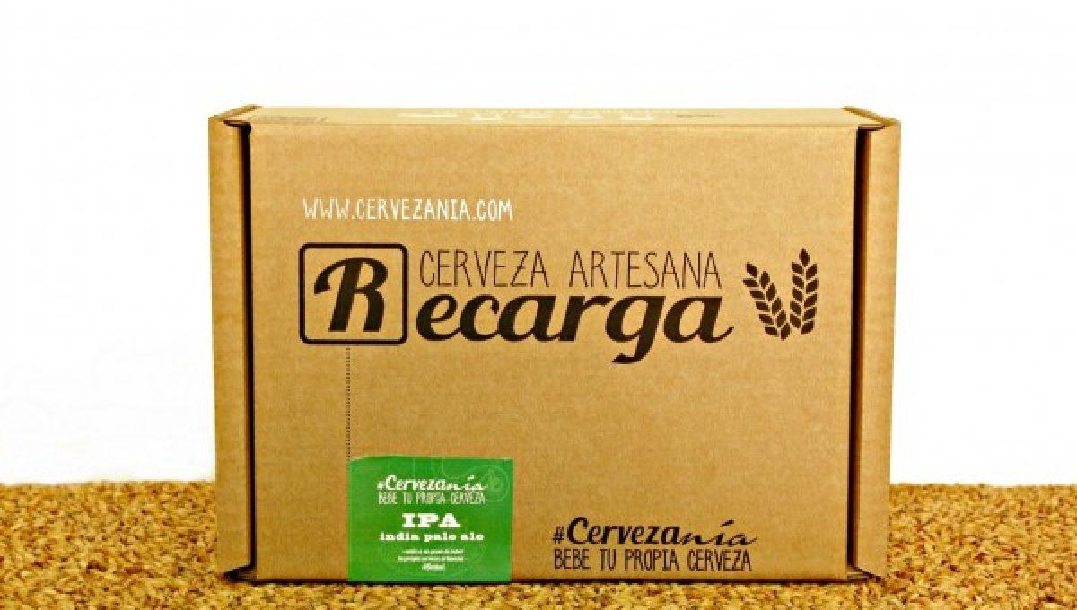 Cervezanía - Recarga IPA