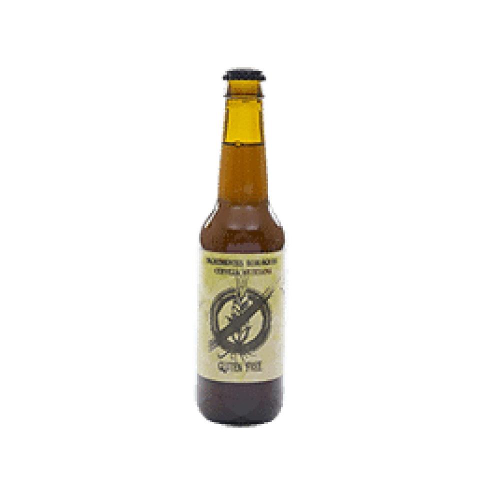 Cerveza Bailandera Red Ale Sin Gluten